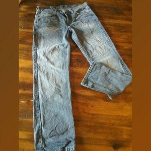 Levi's 514 Men's Medium Wash Jeans Size 30/30